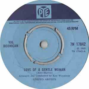 Val Doonican - Love Of A Gentle Woman album flac