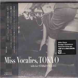 Various - Miss Vocalies, Tokyo - With Her Strikes Sextet  album flac