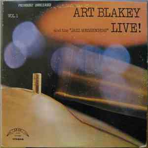 "Art Blakey And The ""Jazz Messengers"" - Live! Vol. 1 album flac"