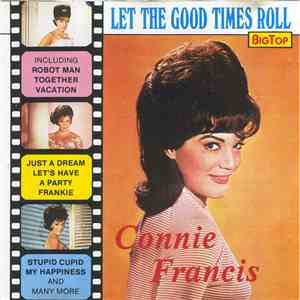 Connie Francis - Let The Good Times Roll album flac