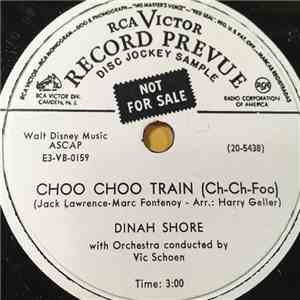 Dinah Shore - Choo Choo Train / Reflections On The Water album flac