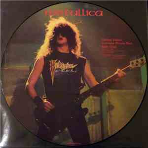 Metallica - Limited Edition Interview Picture Disc album flac