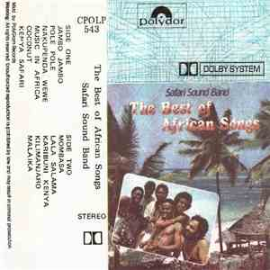 Safari Sound Band - The Best Of African Songs album flac