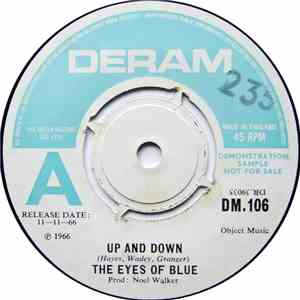 The Eyes Of Blue - Up And Down / Heart Trouble album flac