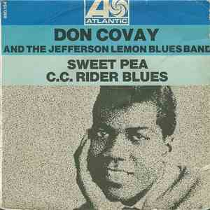 Don Covay & The Jefferson Lemon Blues Band - Sweet Pea / C. C. Rider Blues album flac