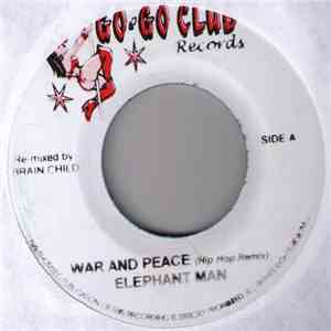 Elephant Man / Beenie Man - War And Peace (Hip Hop Remix) / More Prayer (Hip Hop Mix) album flac