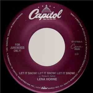 Lena Horne / Count Basie - Let It Snow! Let It Snow! Let It Snow! / Jingle Bells album flac