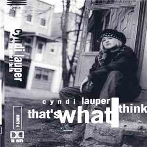 Cyndi Lauper - That's What I Think album flac