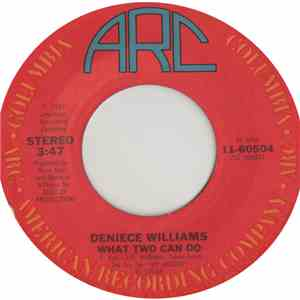 Deniece Williams - What Two Can Do album flac