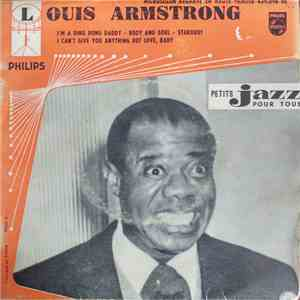 Louis Armstrong - I'm A Ding Dong Daddy album flac