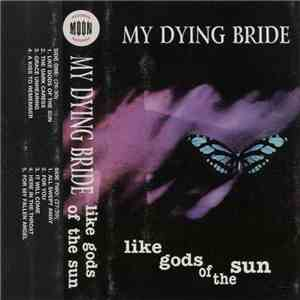My Dying Bride - Like Gods Of The Sun album flac