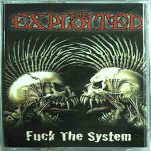 The Exploited - Fuck The System album flac