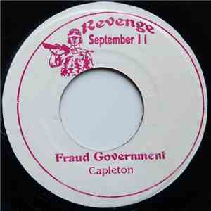 Capleton - Fraud Government album flac