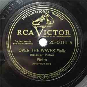 Pietro - Over The Waves / Danube Waves album flac