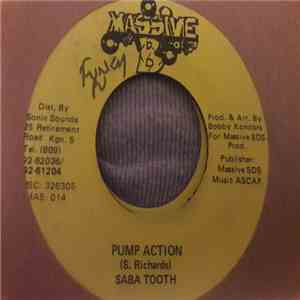 Saba Tooth - Pump Action album flac