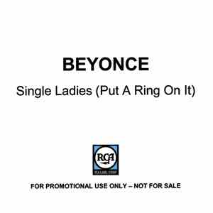 Beyonce - Single Ladies (Put A Ring On It) album flac