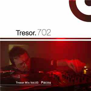 Pacou - Tresor Mix Vol. 3 album flac