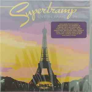 Supertramp - Live In Paris '79 album flac