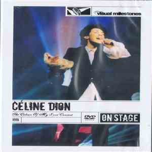 Céline Dion - The Colour Of My Love Concert album flac