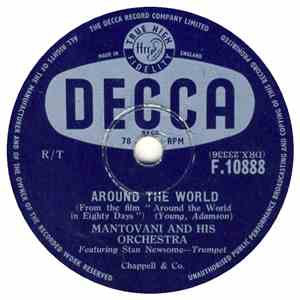 Mantovani And His Orchestra - Around The World album flac