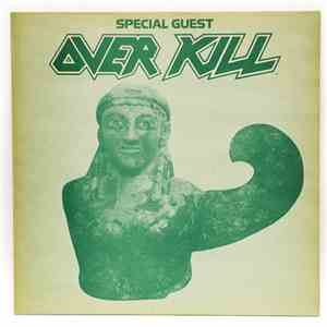 Overkill - Live Knopf's Music Hall 6.4.87 album flac