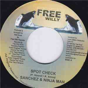 Sanchez, Ninjaman / Jason Sweet - Spot Check / No More album flac