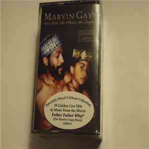 Marvin Gaye - The Man, The Music, The Legend album flac