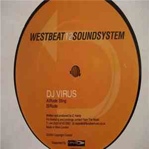 DJ Virus  - Rude Sting album flac