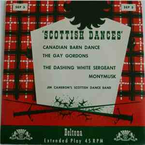 Jim Cameron's Scottish Dance Band - Scottish Dances album flac