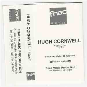 Hugh Cornwell - Wired album flac
