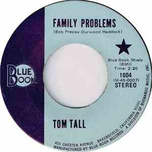 Tom Tall  - Family Problems album flac