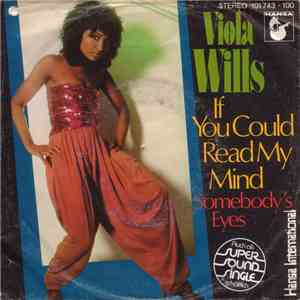 Viola Wills - If You Could Read My Mind album flac