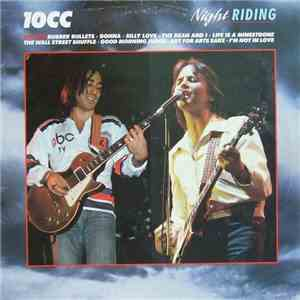 10cc - Night Riding album flac