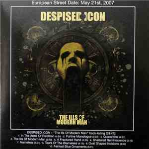 Despised Icon - The Ills Of Modern Man album flac