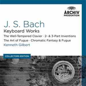 J. S. Bach - Keyboard Works album flac