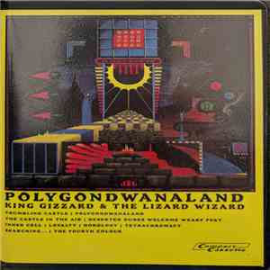 King Gizzard & The Lizard Wizard - Polygondwanaland album flac
