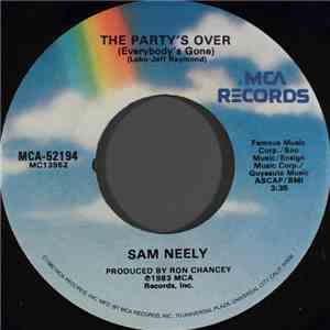 Sam Neely - The Party's Over (Everybody's Gone) album flac