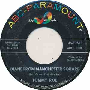 Tommy Roe - Diane From Manchester Square / Love Me, Love Me album flac