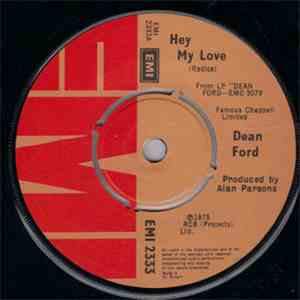 Dean Ford - Hey My Love album flac