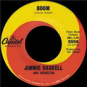 Jimmie Haskell And Orchestra - Boom / The Happy Whistler album flac